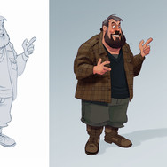 CHARACTER DESIGN and ART DIRECTION for - INVIZIMALS / JOIN THE HUNT - tv series