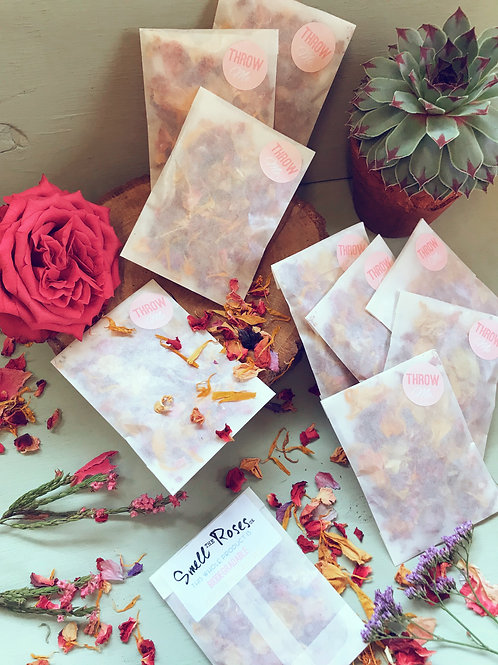 Boho Petal Confetti