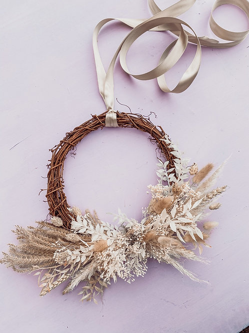 White Sands Wreath