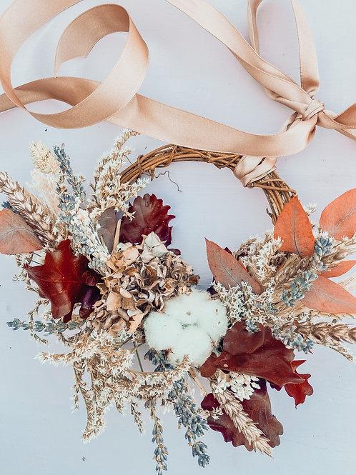 Seasons Change Mini Wreath