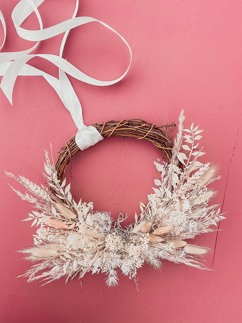 Pastel Dusk Wreath