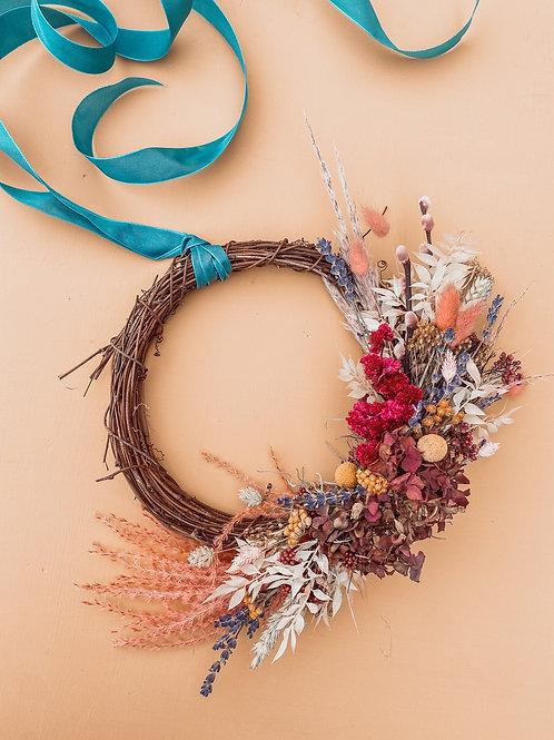 Boho Dreamer Wreath