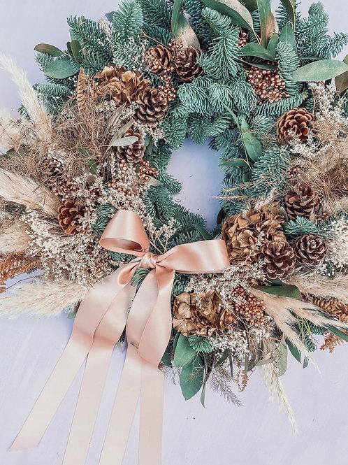 Sugarplum Fairy Wreath