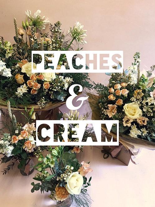 Peaches & Cream Collection