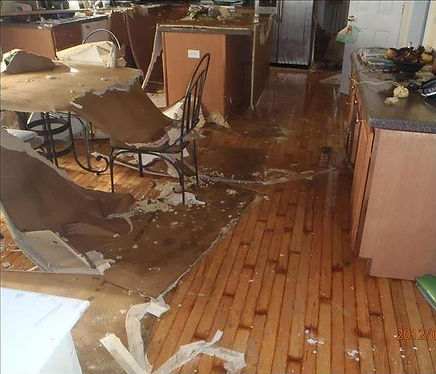 burst pipe Kitchen room Houston.jpg