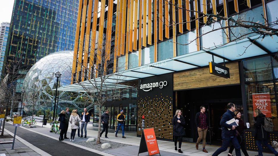 Amazon Go: El Futuro llegó