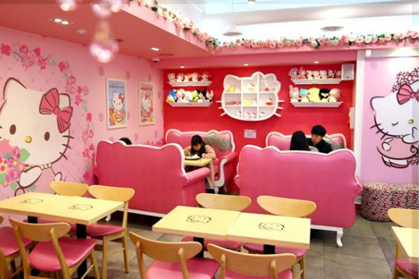 Hello Kitty Café