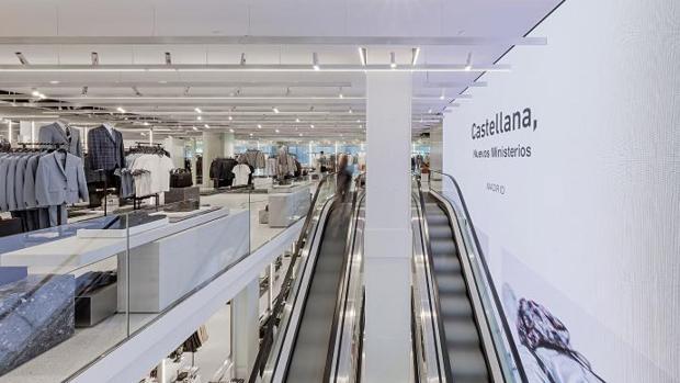 Zara Paseo de la Castellana