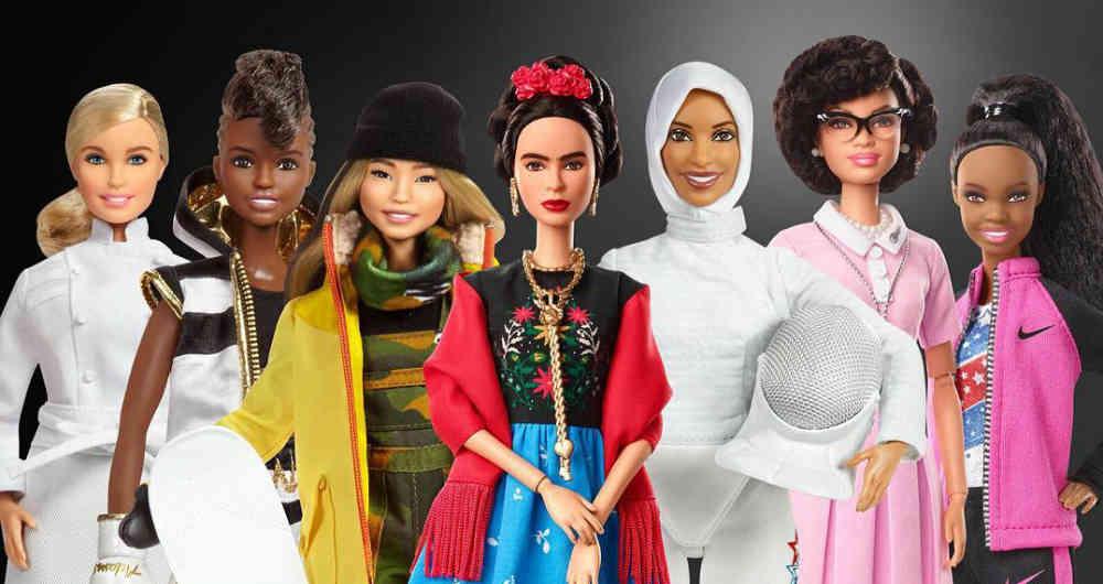 Barbie: Mujeres inspiradoras