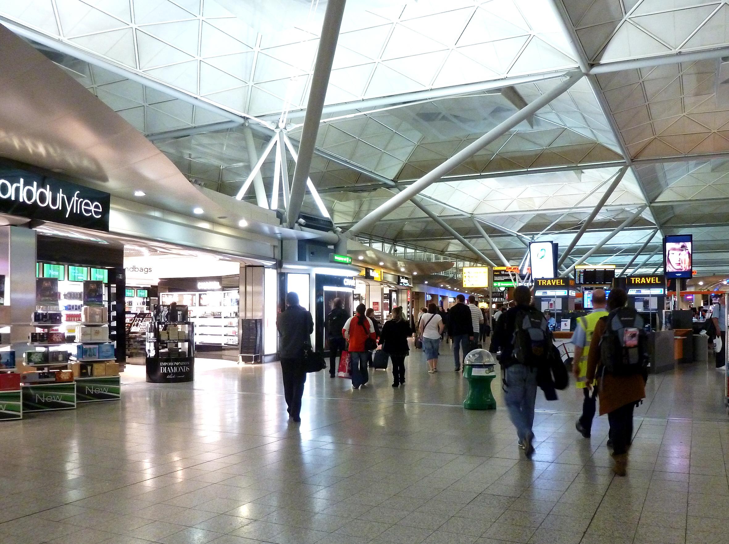 London Heathrow Duty Free