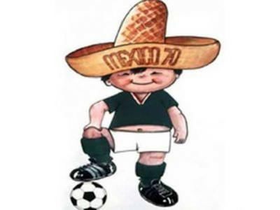 Juanito; Mundial de México 1970