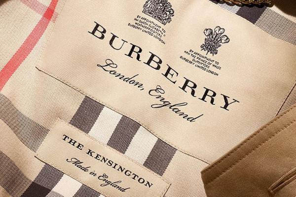 Burberry no quemará más