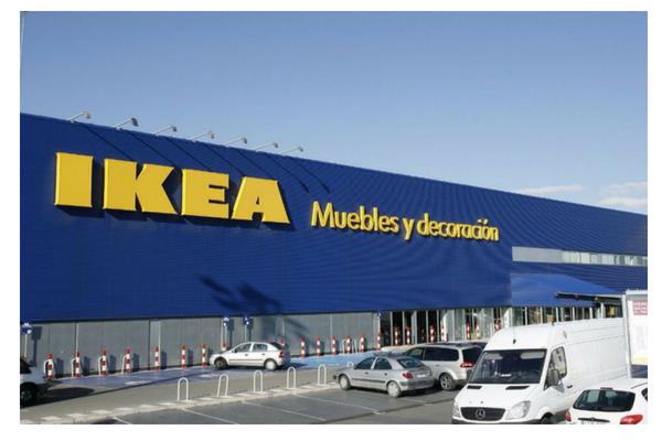 Ikea formato tradicional