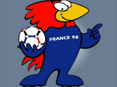 Footix; Mundial de Francia 1998
