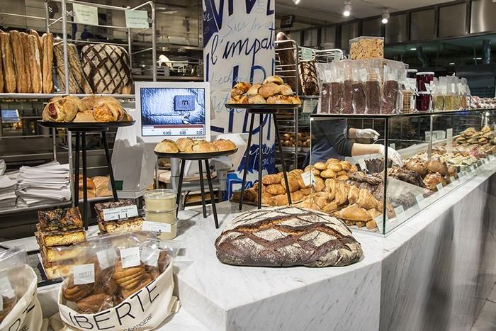 Zona Gourmet Galerías Lafayette