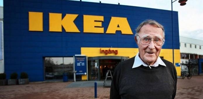 Fallece fundador de IKEA