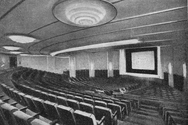 Cinema Astra - Milán