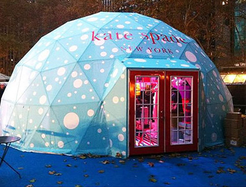 Kate Spade Pop Up Store
