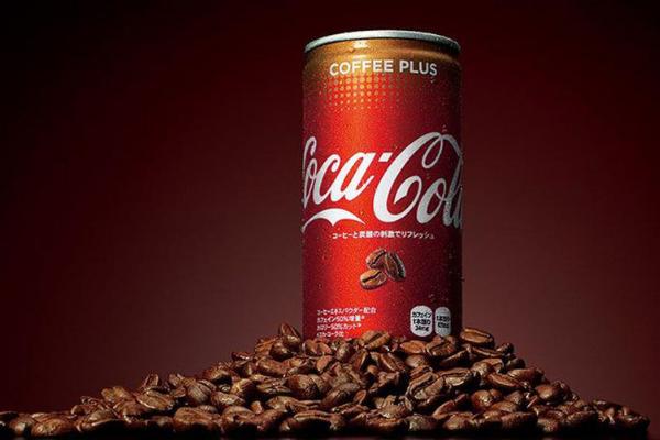 Coca Cola por el mercado de cafeína
