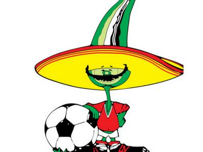 Pique; Mundial de México 1986