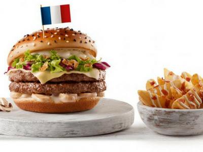 Francia llega el lunes