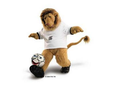 Goleo; Mundial de Alemania 2006
