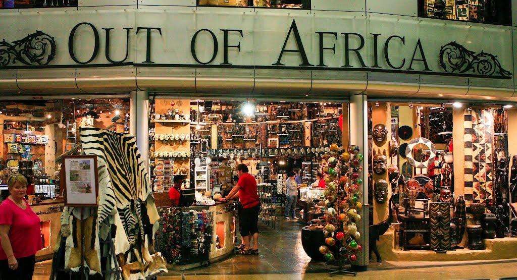 Johannesburgo Duty Free