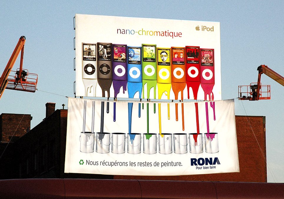 Ambus Marketing: Pinturas Rona