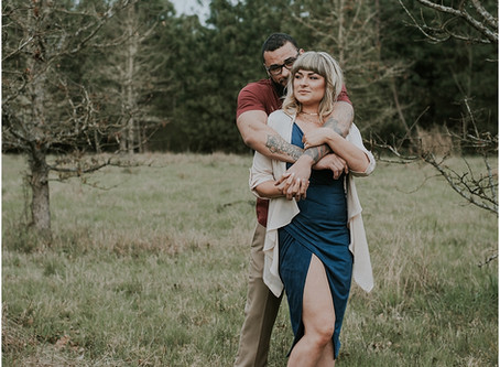 Sierra and Corey: A Tualatin River Engagement