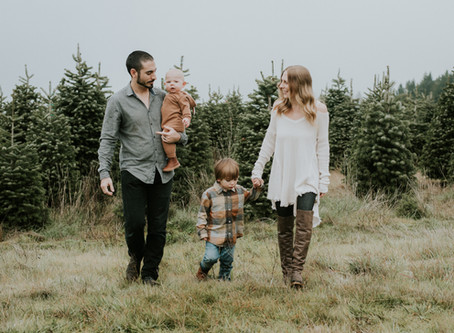 The DeJoria's: A Holiday Mini Session