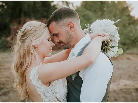 Beth & Eric: A Troutdale Wedding