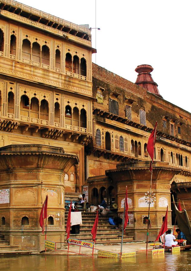 Haveli & Ghats of Vrindavan