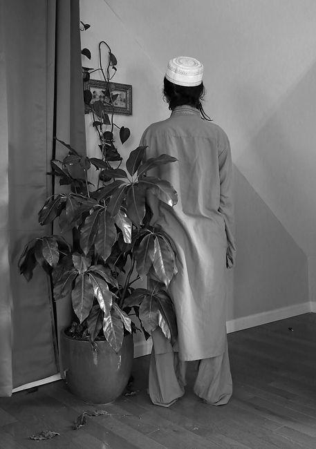 Husband, Ayqa Khan. 2016