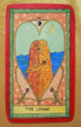 The Lovers, Ayqa Khan. 2016
