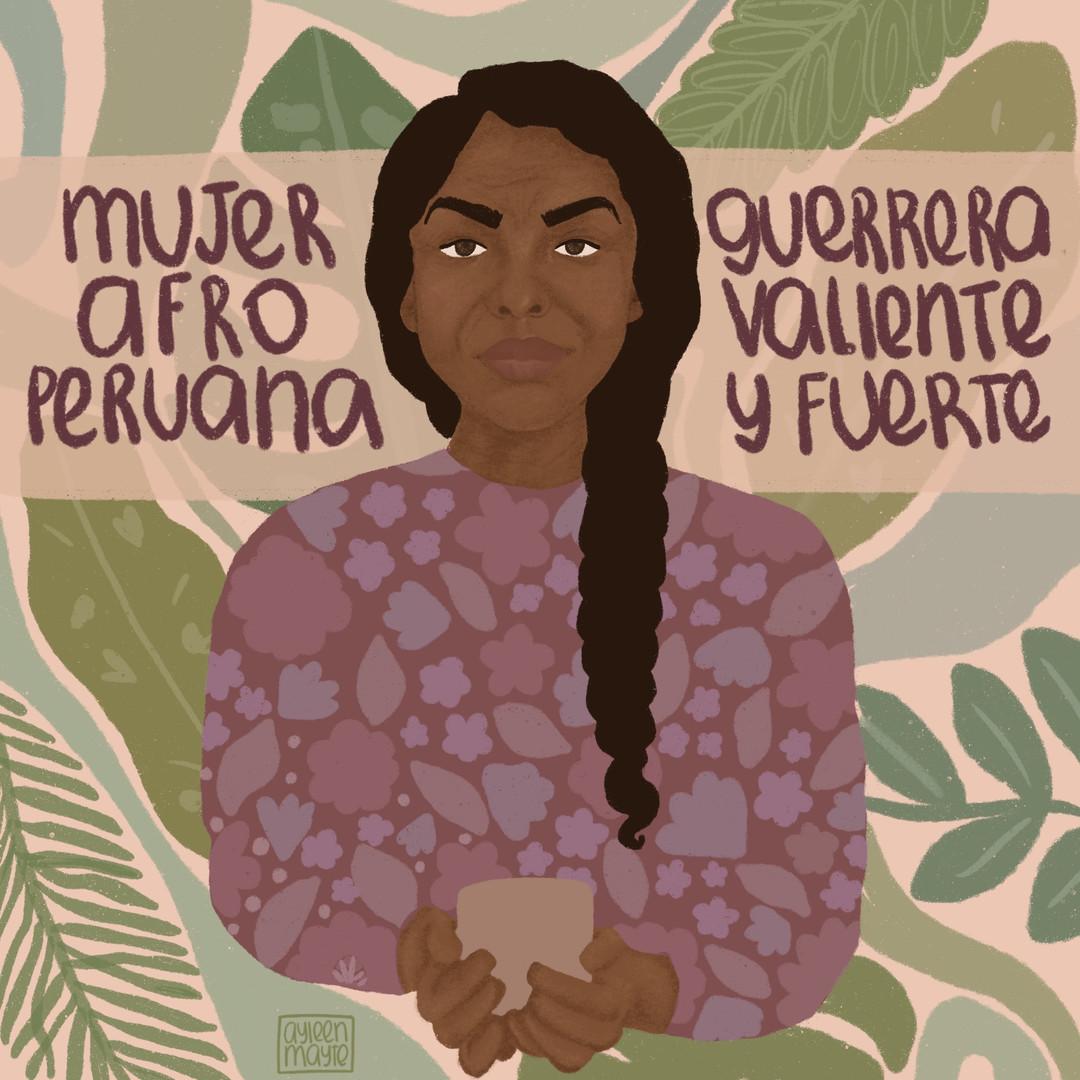 Catalina Buendia De Pecho, Ilustración Digital, Junio 2019