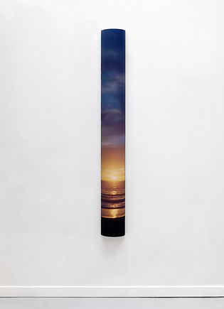 Letha Wilson. Slotted Sunset