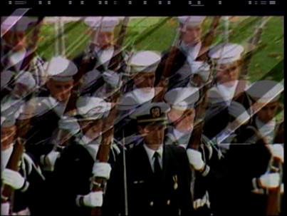 Veteran's Day Ceremony, 1985