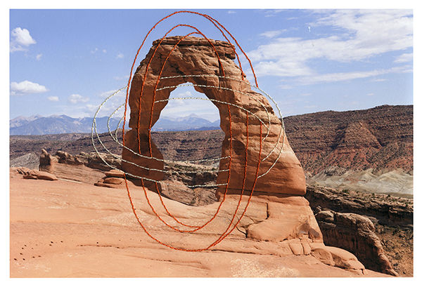 Millee Tibbs. Impossible Geometries (Arches, UT)