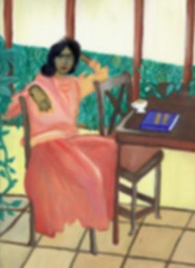 Self Preservation, Ayqa Khan. 2016
