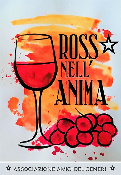 Etichetta vino Rosso nell'Anima_Definiti