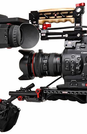 Canon C300 Mark II with Zacuto Kit