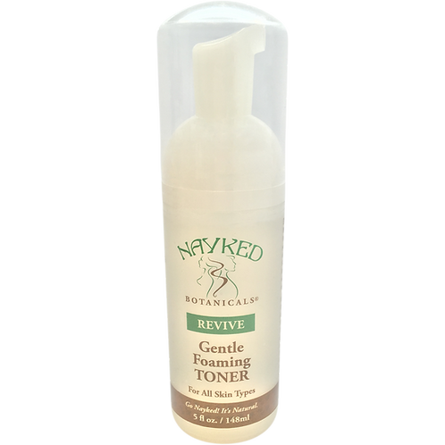 Gentle Foaming Toner