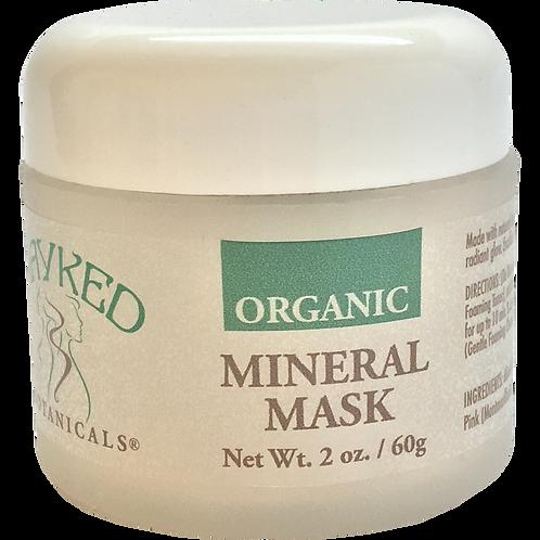 Organic Mineral Mask