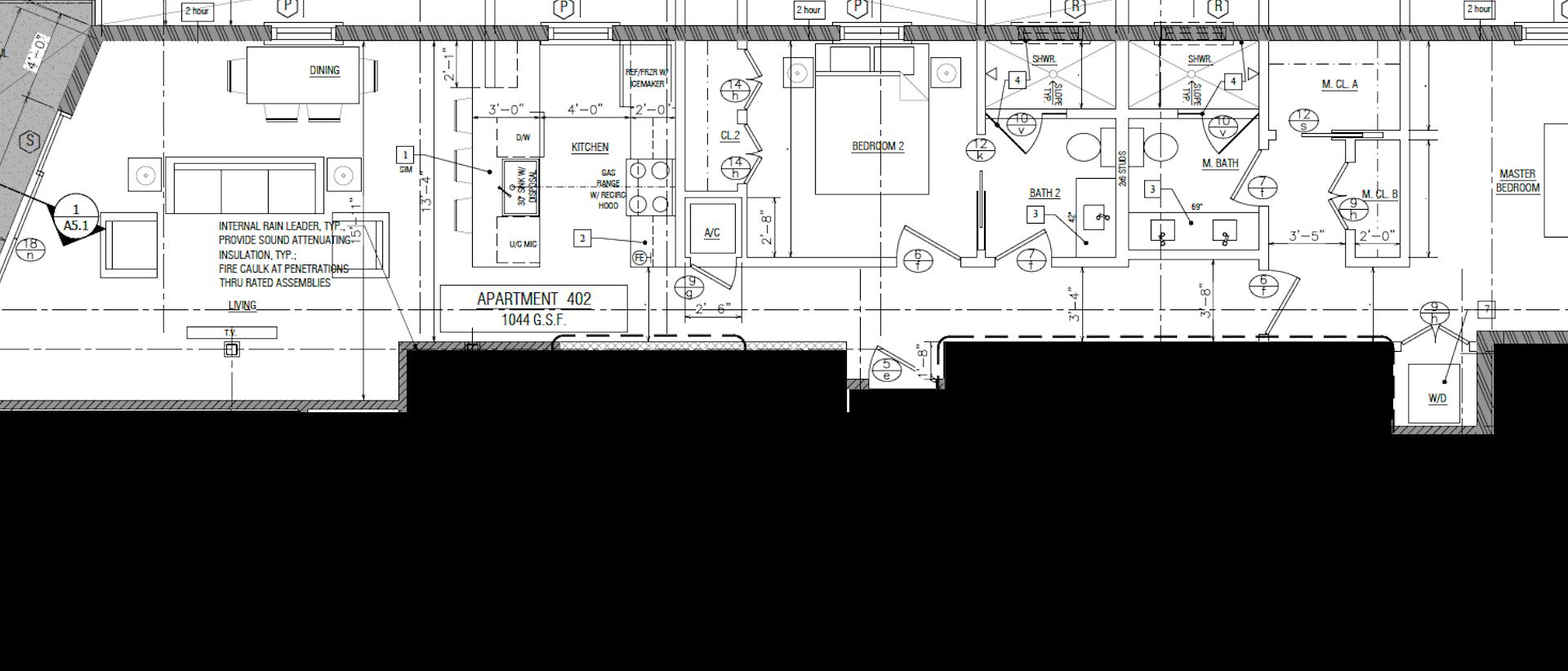Apartment 402