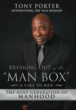 Book: Breaking out of the man box