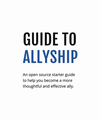 Open source: Guide to allyship