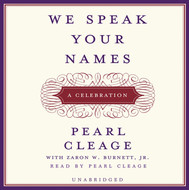 Book: We Speak Your Names: A Celebration