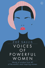 Book: Voices of Powerful Women: Words of Wisdom from 40 of the World's Most Inspiring Women