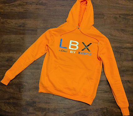 Orange Stand Out Hoodie