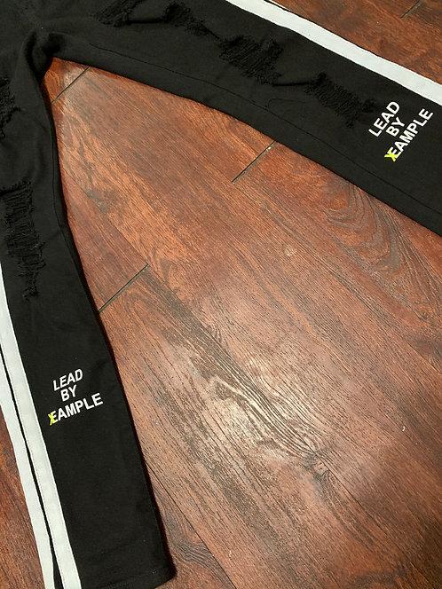 Mens Exec Jeans Black